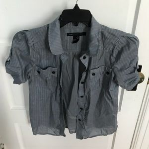 Marc by Marc Button Down Blouse